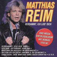 Cover Matthias Reim - Verdammt, ich lieb' Dich [2010]